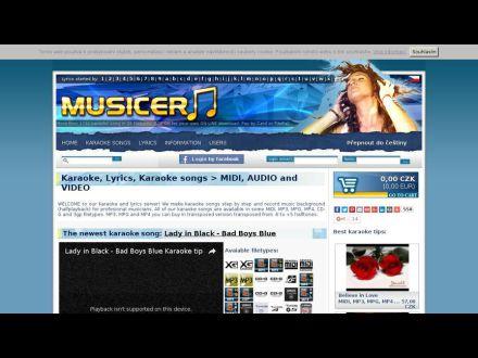 www.musicer.net