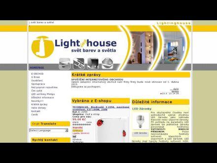 www.lightinghouse.cz