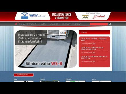 www.wasy.cz
