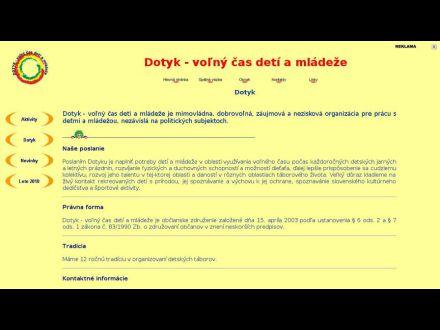 www.dotyk-tabory.szm.com