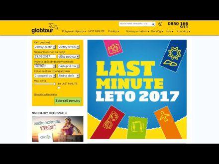 www.globtour.sk