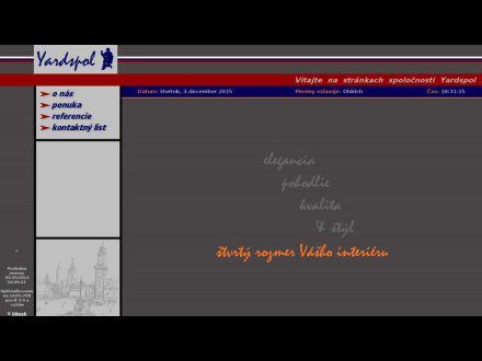 www.yardspol.sk