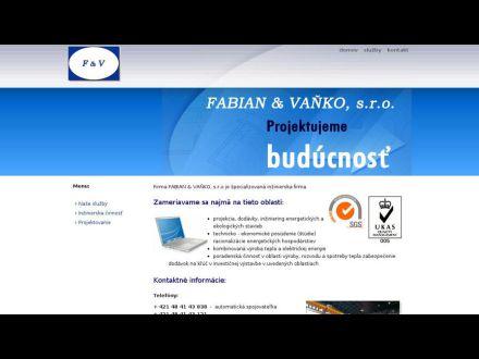 www.fabian-vanko.sk