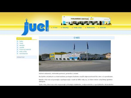 www.juel.sk