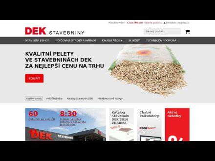 www.dektrade.cz