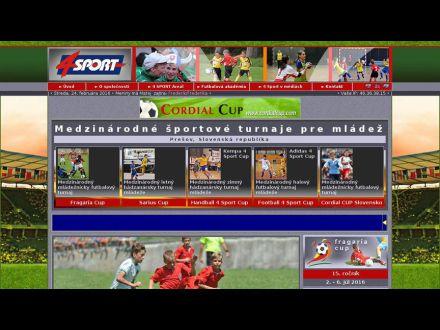 www.4sport.sk