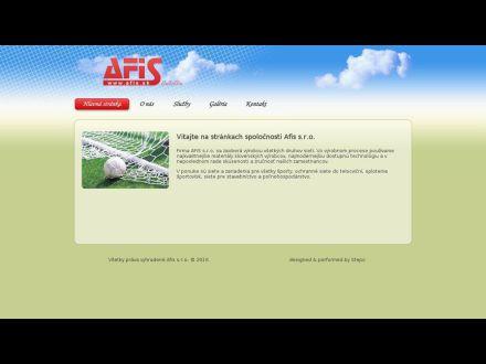 www.afis.sk