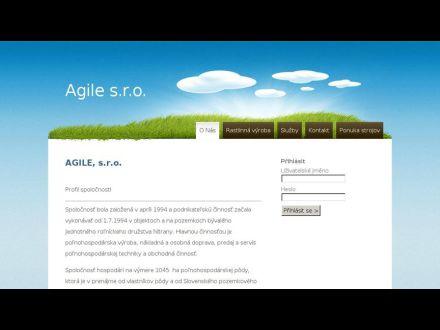 www.agile-sro.sk