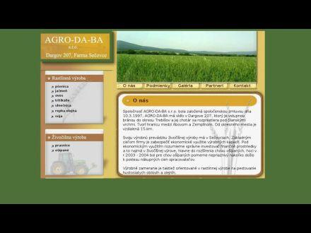 www.agrodaba.sk