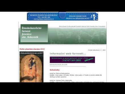 www.farnost.jesenice.sweb.cz