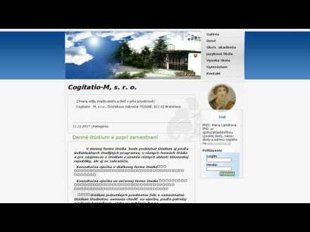 www.cogitatio.sk
