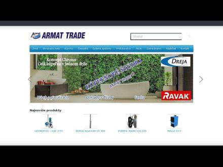 www.armattrade.sk