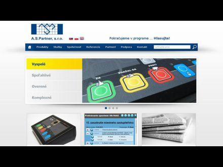 www.aspartner.sk