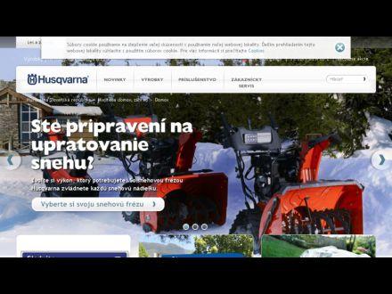 www.husqvarna.sk