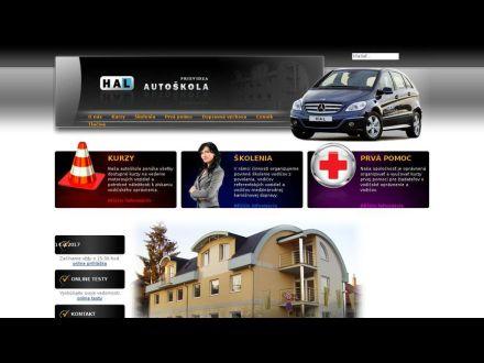 www.autoskola-hal.sk