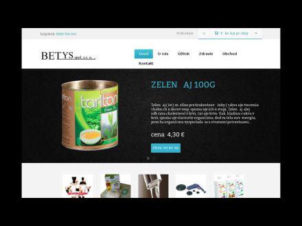 www.betys.sk