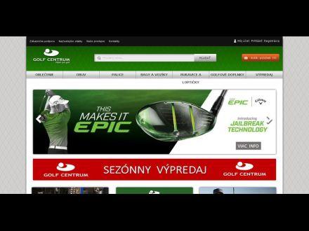www.golfcentrum.sk