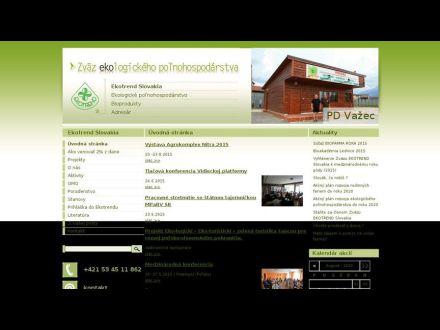 www.ecotrend.sk