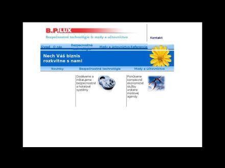 www.bplux.sk