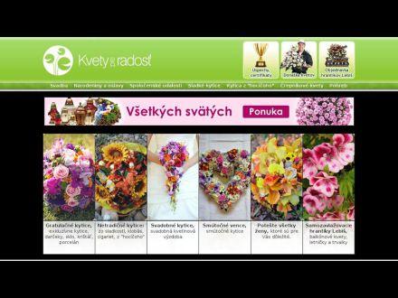 www.kvetypreradost.sk