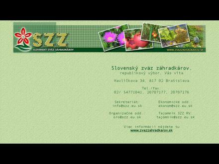 www.szz.eu.sk