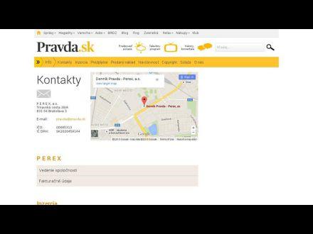 www.perex.sk
