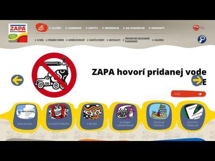 www.zapa.sk