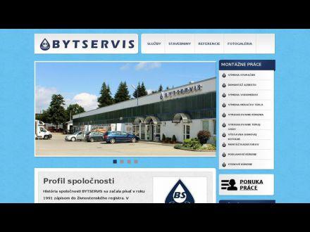 www.bytservis.sk