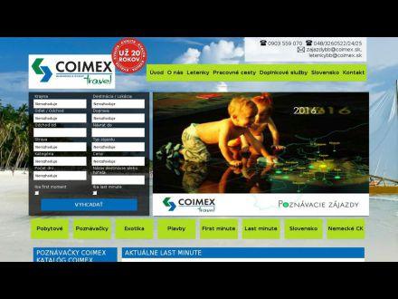 www.coimex.sk