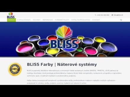 www.bliss.sk