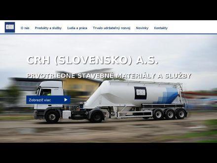 www.crhslovakia.com