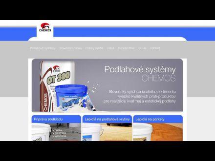 www.chemos.sk