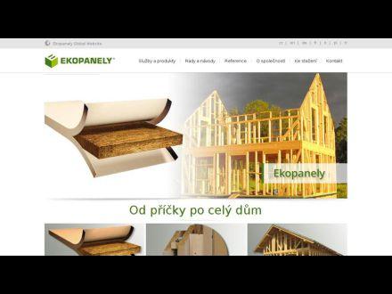 www.ekopanely.cz