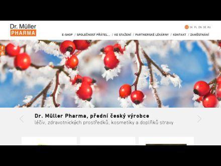 www.muller-pharma.cz
