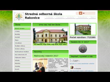 www.sosrakovice.sk