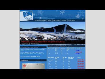 www.cicmany-ski.sk
