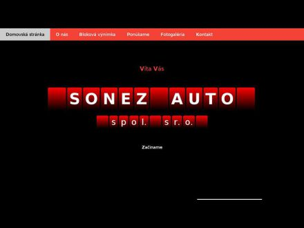www.sonez.sk