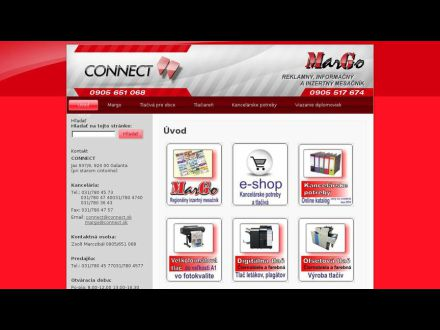 www.connect.sk