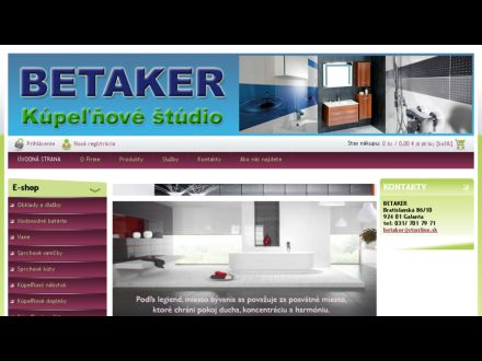 www.betaker.sk
