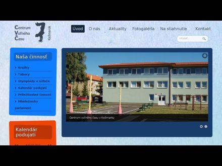 www.cvc-kezmarok.sk