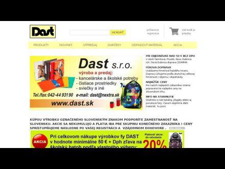 www.dast.sk