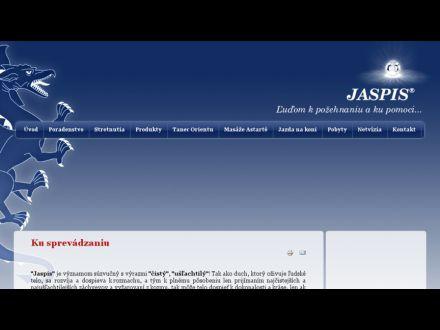 www.jaspis.peruno.sk