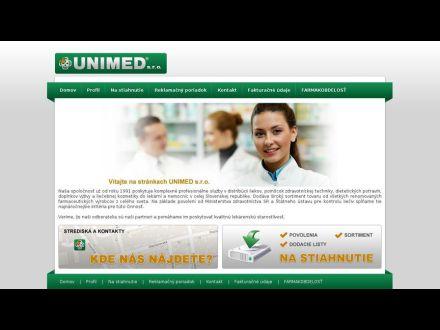 www.unimed.sk
