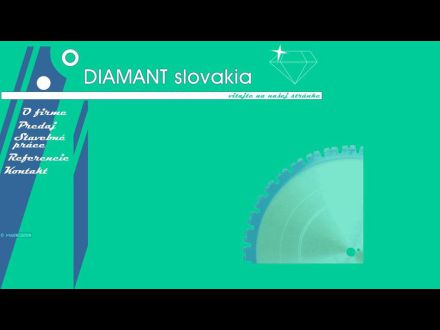 www.diamantslovakia.sk