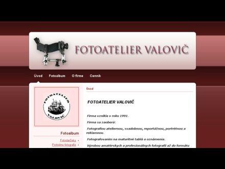 www.fotoateliervalovic.sk