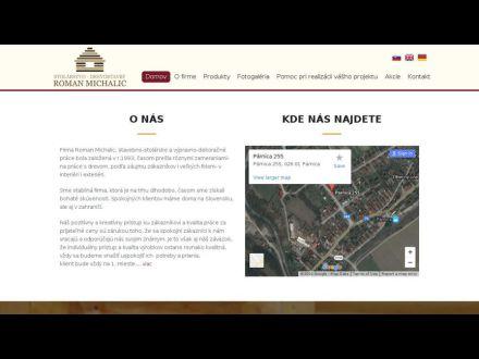 www.drevostavbymichalic.sk