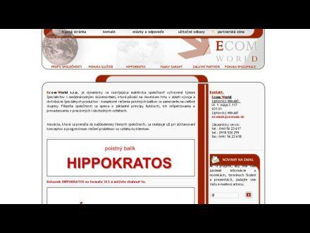 www.ecomworld.sk