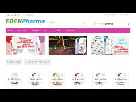 www.edenpharma.sk