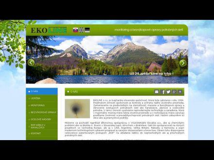 www.ekoline.sk