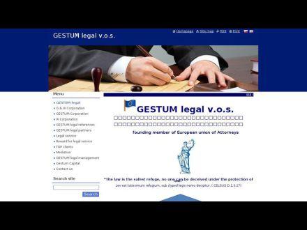 www.gestum.sk